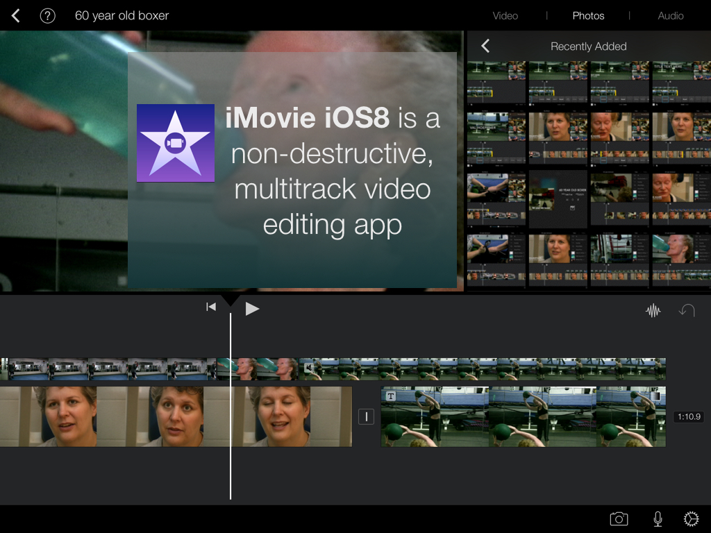iMovie Mobile Video Editing Tutorial | Val Hoeppner Media and